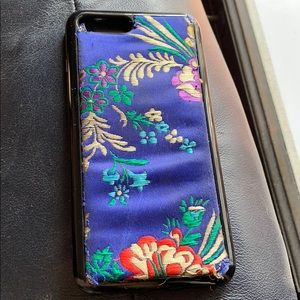 free people embroidered iPhone 7 Plus case